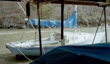1968 Kittiwake 24 sailboat