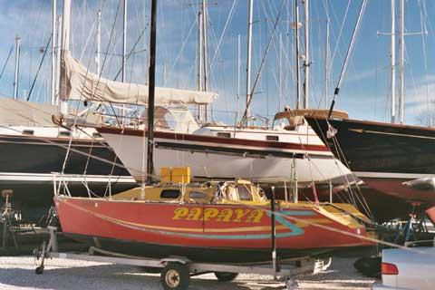 1979 Lindenberg 22 Sailboat For Sale