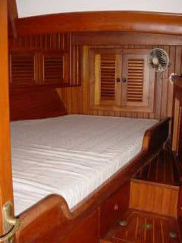 1973 Lord Nelson 41 sailboat