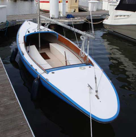 Luders 21 Sailboat For Sale