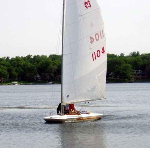 Melges MC 16 sailboat