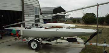 1993 Johnson MC Scow sailboat
