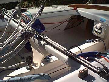 1993 Johnson MC Scow sailboat
