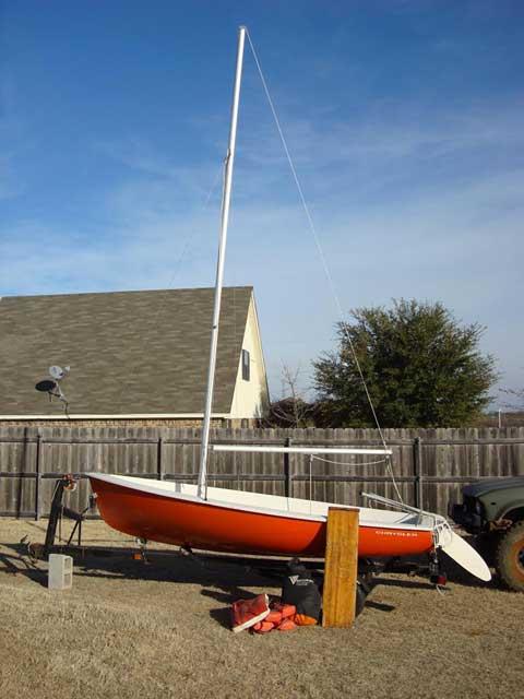 Chrysler For Sale >> Chrysler Pirateer sailboat for sale