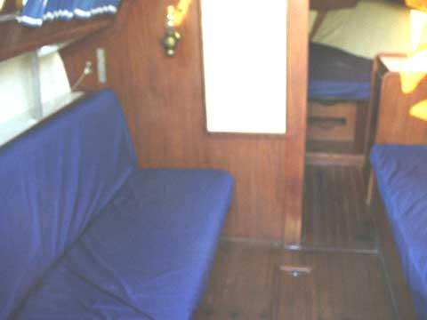Spirit 28 sailboat