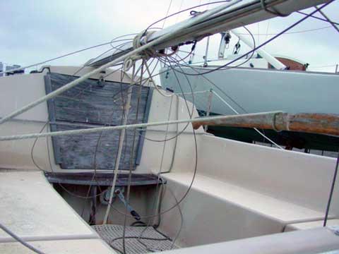 Vagabond 17 sailboat