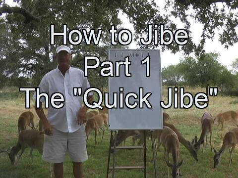 Click for How to Jibe video