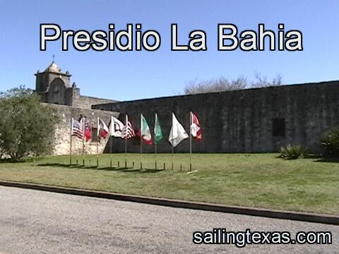 Click to see Presidio La Bahia video