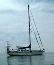 1982 CT 49 Fast Cutter sailboat