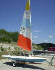 1978 Chrysler Dagger sailboat