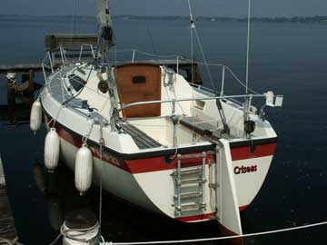 1986 Etap 23i sailboat