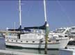 1983 Island Trader 46 ketch sailboat