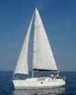2001 Jeanneau Sun Odyssey 34 sailboat