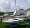1986 Johnson 18 sailboat