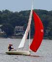 1996 Johnson 18 sailboat