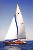 1961 King's Cruiser 29 sailboat