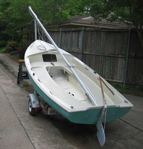 Lone Star 13 Sailboat For Sale