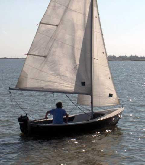 Chrysler Lone Star 16 Sailboat For Sale