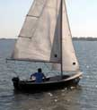 Chrysler LS-16 sailboats